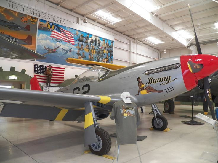 The Palm Springs Air Museum is currently working hard to return several of their iconic aircraft back to flying condition. P51D Mustang