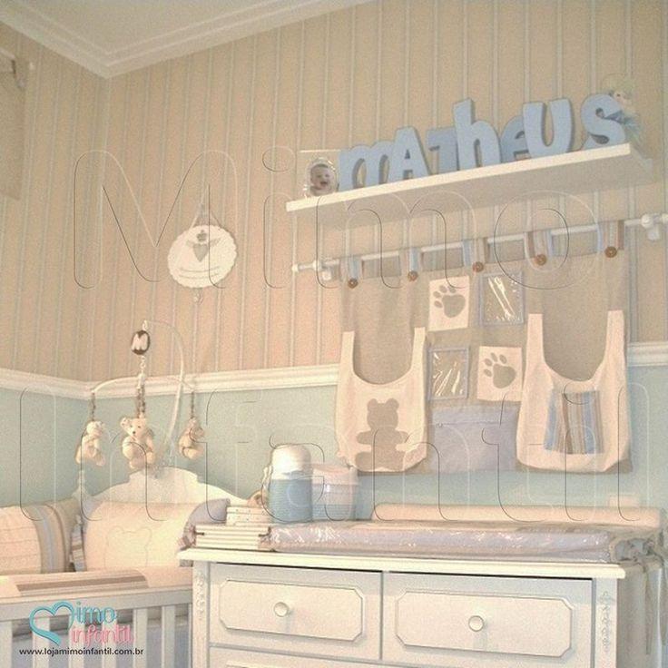 1000+ images about 1  Papel de Parede Quarto Bebê  MIMO INFANTIL 1 on Pinte