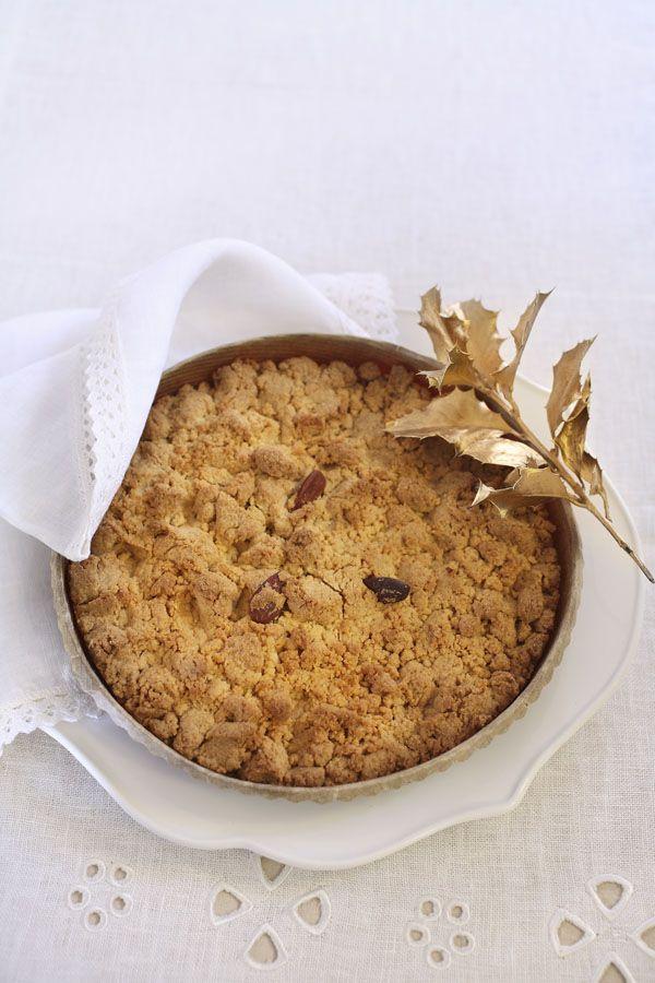 Fregolotta - Giant Italian Crumb Cookie - Dinner in Venice