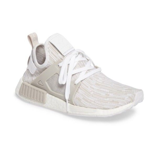 Women's Adidas Nmd Xr1 Athletic Shoe ($150) ❤ liked on Polyvore featuring shoes, athletic shoes, adidas athletic shoes, adidas footwear, adidas shoes, adidas and caged shoes