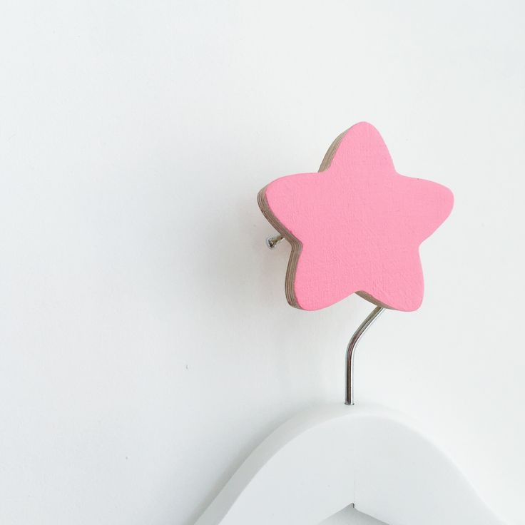 New arrival Star wall hooks have landed at www.knobbly.com.au