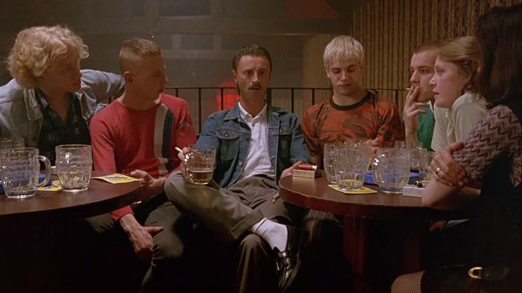 Trainspotting. Danny Boyle