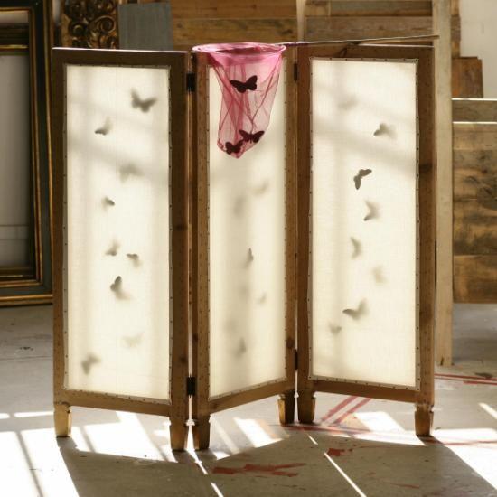 1000 ideas sobre biombos de tela en pinterest divisor - Fotos de biombos ...
