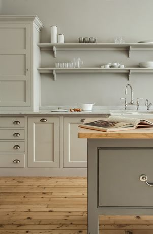 Bespoke Oak Kitchens - Sussex Park House 3