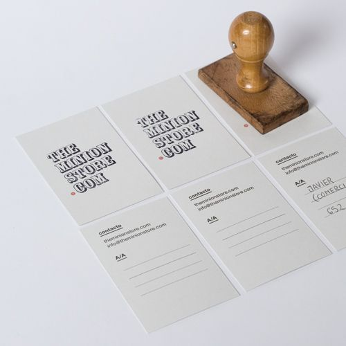 Great/clever alternative to business cards/contact cards