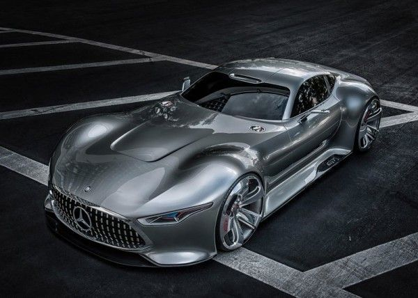 2013 Mercedes Benz Vision Gran Turismo1 600x428 2013 Mercedes Benz Vision Gran Turismo Full Reviews with Images