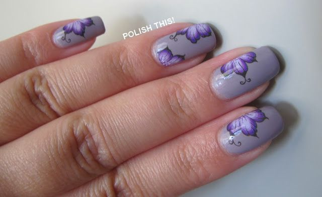 Essence Ballerina's Charm with Water Decals