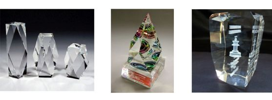Gaze into the crystal ball of Best 3D Crystal Gifts for your solutions, as we focus this month on the crystal awards option, perceived as being of much higher value and kudos than most glass equivalents.