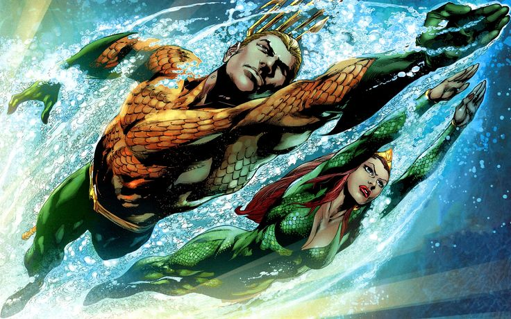 9 Best Images About Super Heroes: Aquaman On Pinterest
