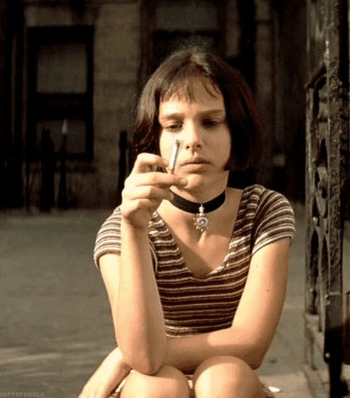 Mathilda exact Replica Choker as seen on Naralie Portman in The Professional by Dizaster In A Halo