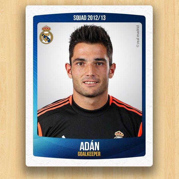 Real Madrid Collections - Antonio Adan Garrido