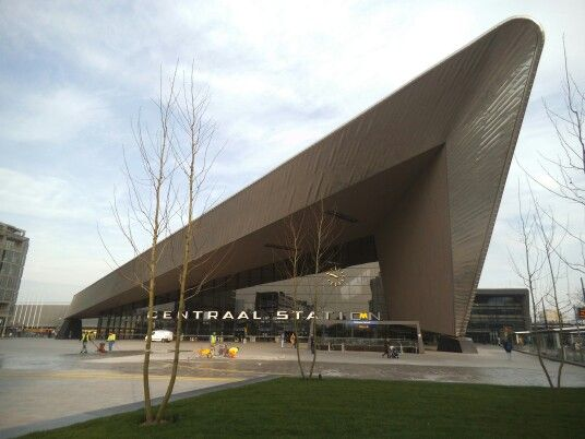 Centraal station ns Rotterdam