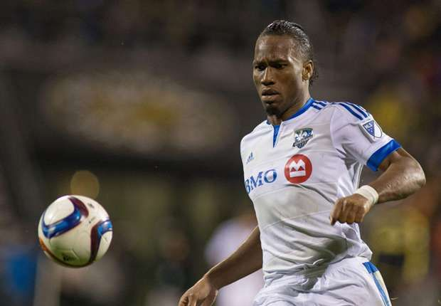 Drogba will not play on turf to start MLS season