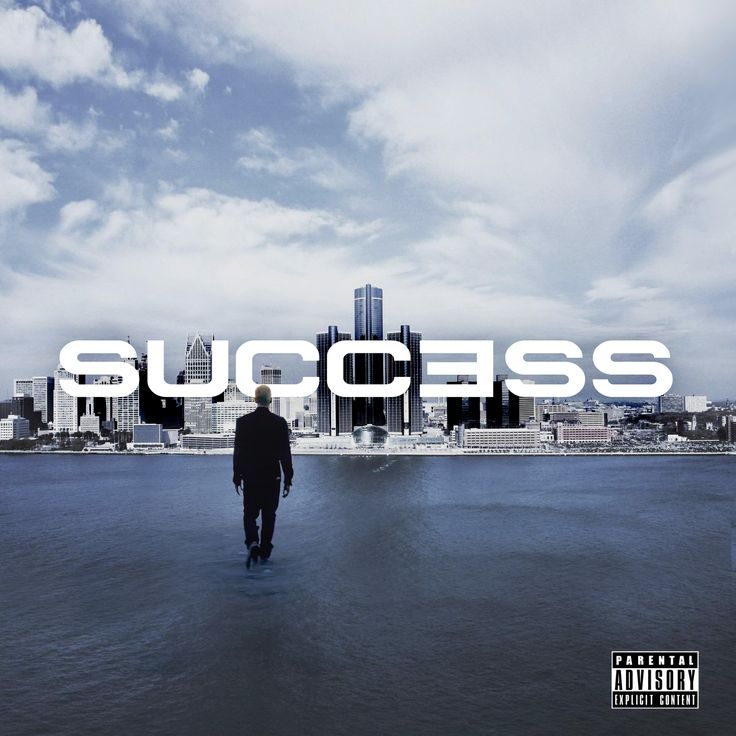 Album art for EMINEM album SUCCESS #eminem #slimshady #marshallmathers #success #eminemalbumcover