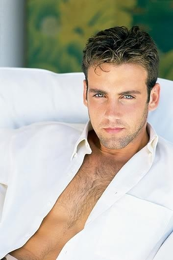 Carlos Ponce - Puerto Rican actor, singer, tv personality and producer