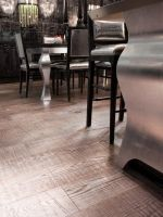 Wooden floors / White Gold Dust Antiqued. Pavimenti in legno / Polvere Oro bianco anticato.