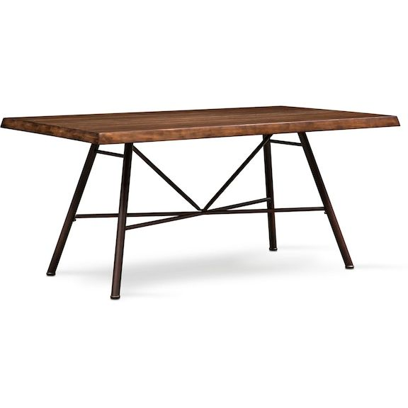 Superb Bodhi Dining Table Rustic Pine Value City Furniture And Ibusinesslaw Wood Chair Design Ideas Ibusinesslaworg