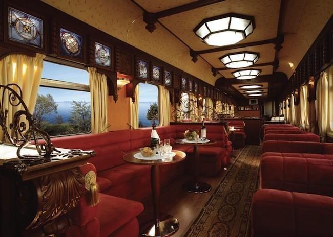 189 best Train Interiors images on Pinterest | Train travel ...