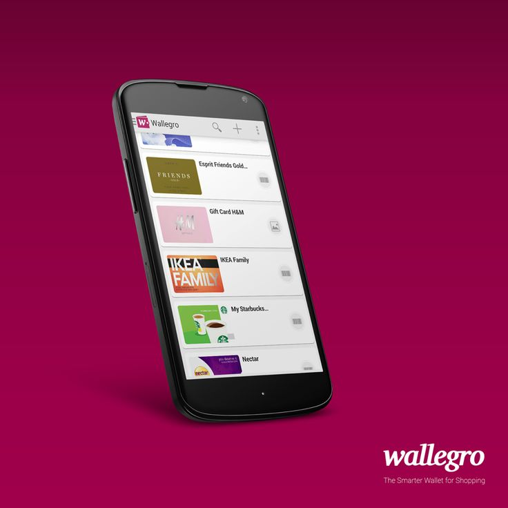 NEXPERTS releases Wallegro, a free app on Google Play. www.wallegro.com