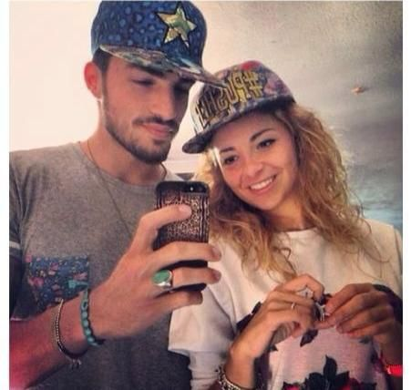 MARIANO DI VAIO E ELENA BRUNACCI  #cap#shopart #blogger #useyourhat#shopartonline #accessories #cool #hashtag#italianstyle#tuttipazzipershopart#verycool #musthave #what'syouthashtag