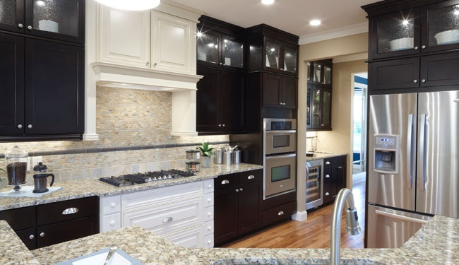 My dream kitchen thanks to mattamy homes dream home for Dream home kitchen ideas