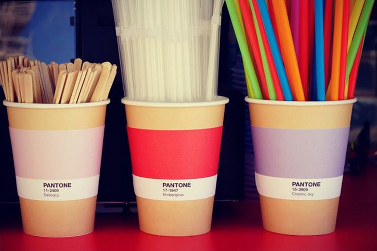 Order in Color at Monaco's Amazing 'Pantone Cafe'