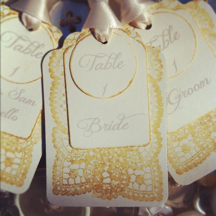 25 Wedding Escort Cards to Get Excited