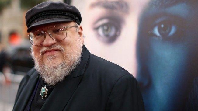 George R.R. Martin a décidé de ne plus s'inquiéter si la série Game of Thrones se termine avant ses romans #GoT