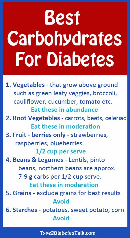 Click To Discover The Secret To Get Rid Of Diabetes FOREVER, Best carbohydrates for diabetes , #diabetes, #diabetesrecipes, #diabetesdiet