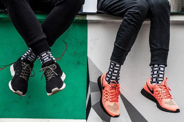 Stylówka w czerni! [|] #cupofsox #skarpetki #skarpetka #socks #sock #womensocks #mensocks #koloroweskarpetki [|]