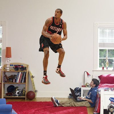 Fathead NBA Wall Decal NBA Player: LaMarcus Aldridge