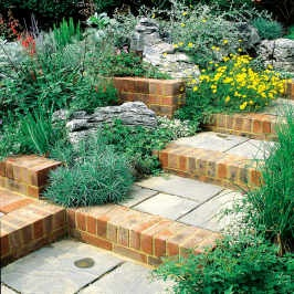 Step It Up: Design Ideas for Landscaping Stairs