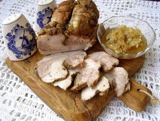 W Mojej Kuchni Lubię.. : szybkowar-pyszne mięsko z łopatki do chleba...