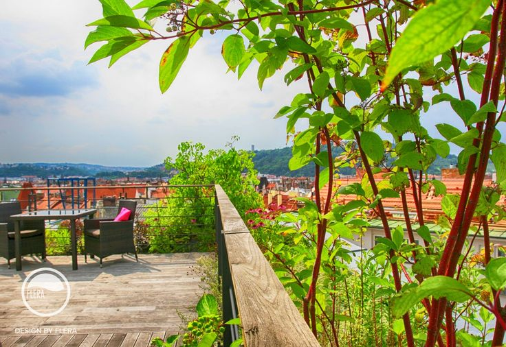 #landscape #architecture #garden #rooftop