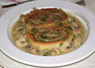 Fleischschnakas, recette alsacienne