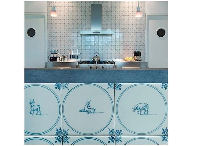 40 best delft tile kitchens images on pinterest | tiles, dutch and