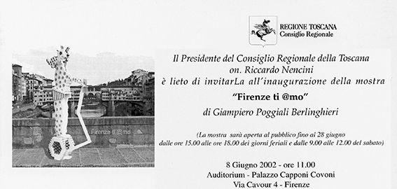 2002- Firenze
