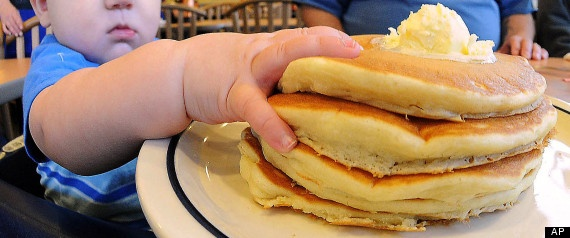 Free pancakes are coming back to IHOP for the eighth year in a row this week. On the night of Tuesday, Feb. 5 (AKA National Pancake Day to those in the know), the chain will be distributing free plates of IHOP pancakes to all diners between the hours of 7 p.m. and 10 p.m.