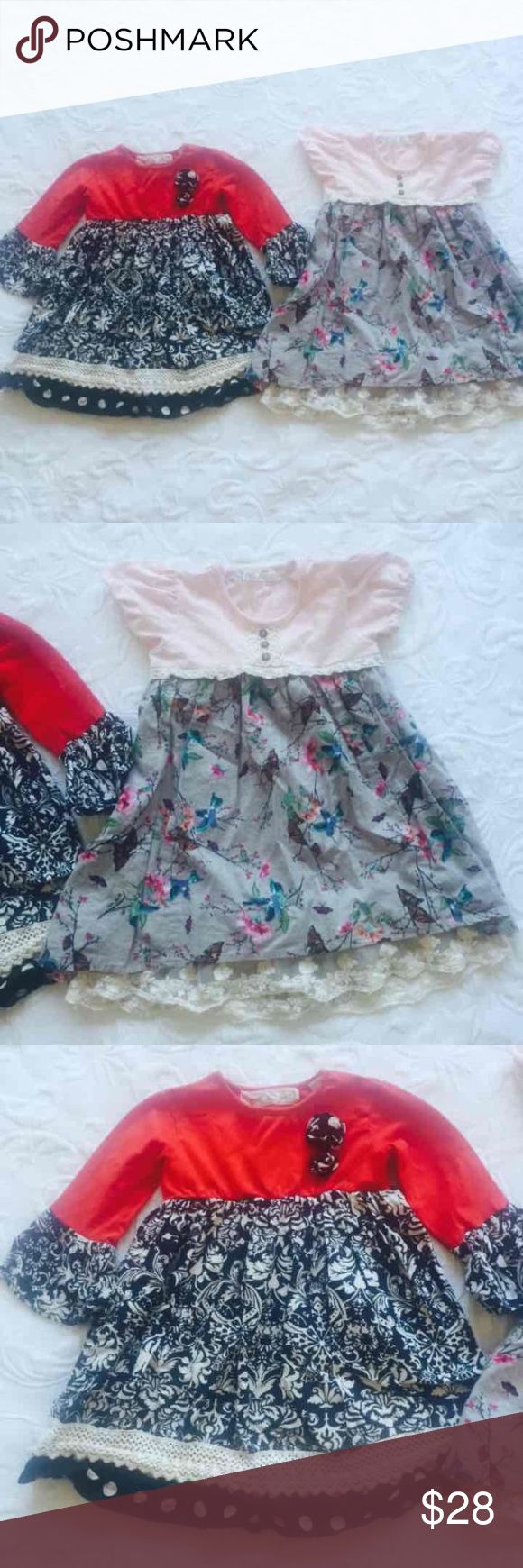 Free planet dress bundle Excellent condition free planet Dresses Casual