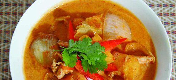 Vastendieet Recepten | Vega rode curry
