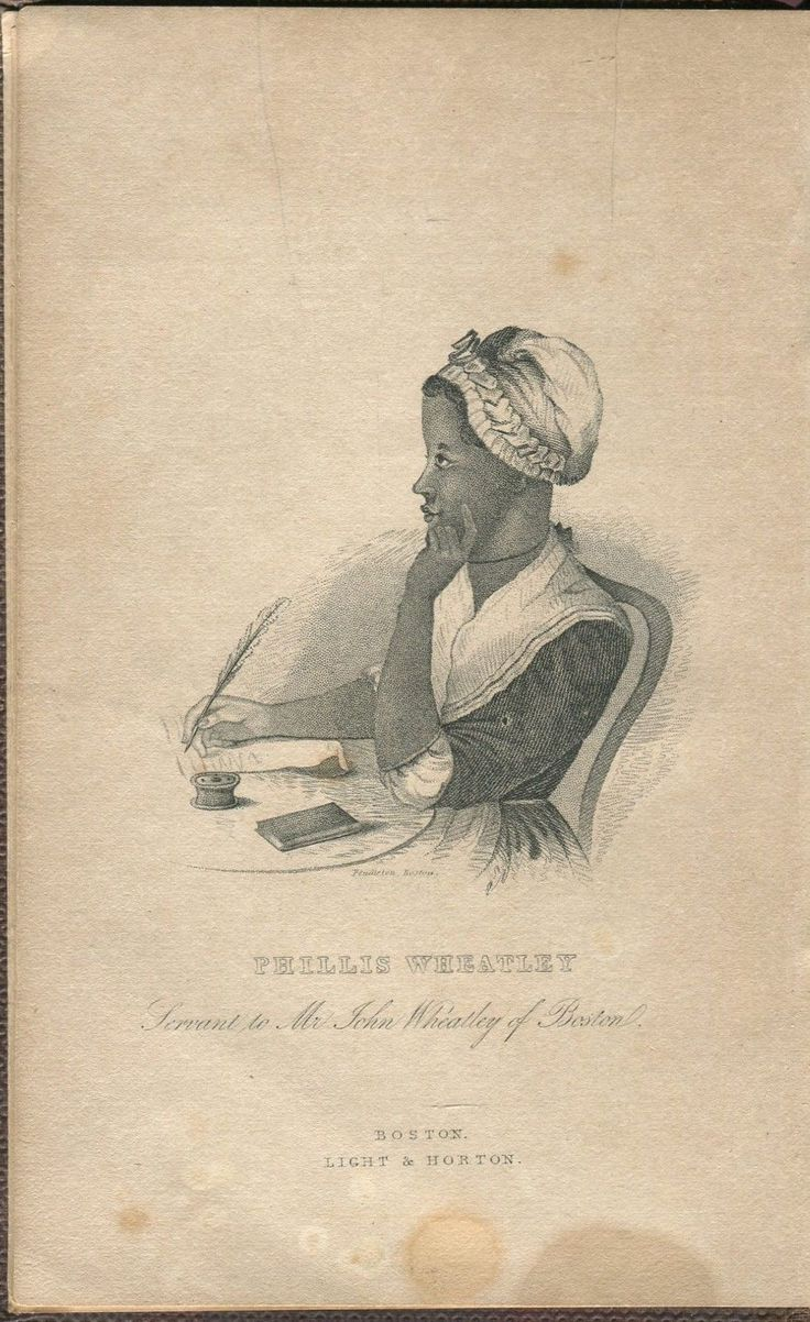 Details About Memoir And Poems Of Phillis Wheatley 1838 African American  Slave Poetry