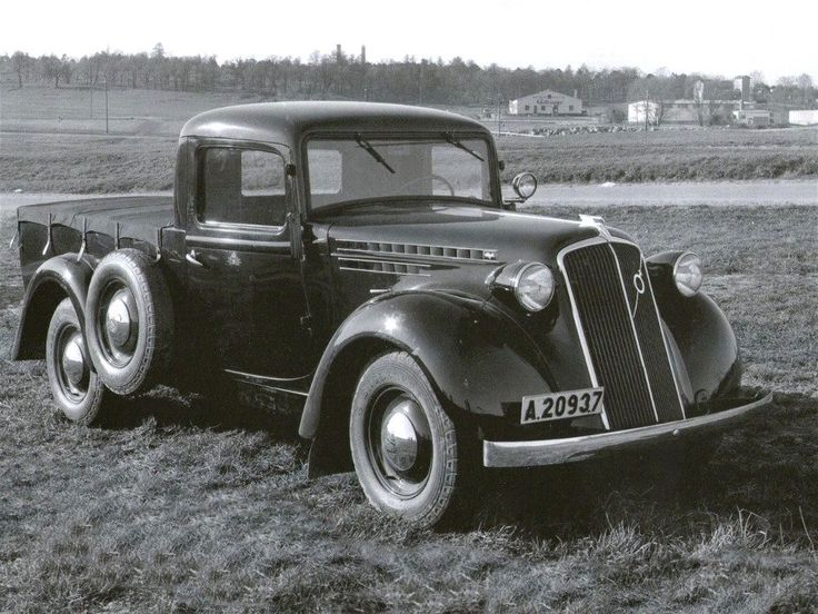 Volvo PV51
