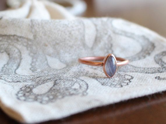 Hey, I found this really awesome Etsy listing at https://www.etsy.com/listing/481060879/rustic-copper-marquise-cut-rainbow