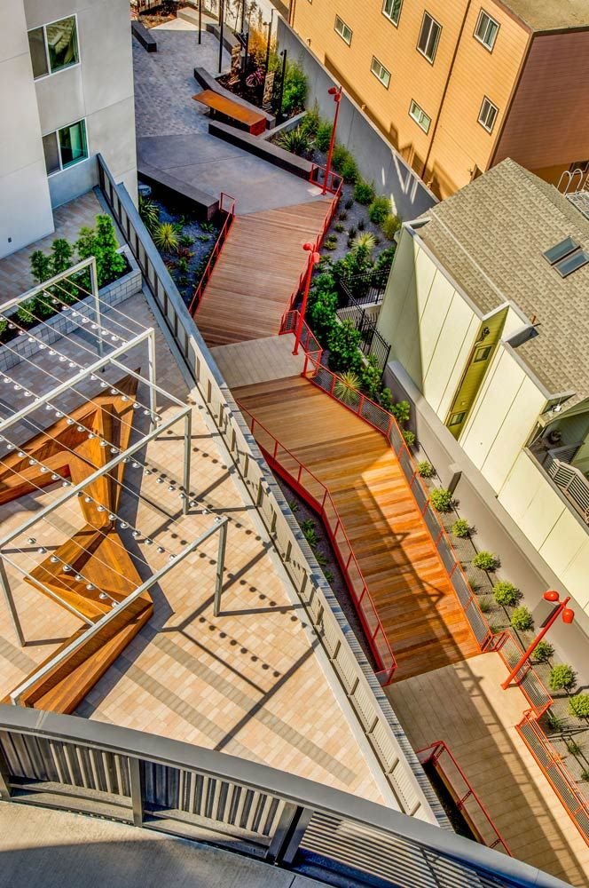 The Dogpatch Ropewalk by Fletcher Studio «  Landscape Architecture Works   Landezine