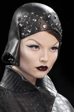 Magdalena FrackowiacHats, John Galliano, Autumn Winte, Christian Dior, Dior Haute, Dior 2008, 2008 Couture, 2008 09 Gallery, Haute Couture