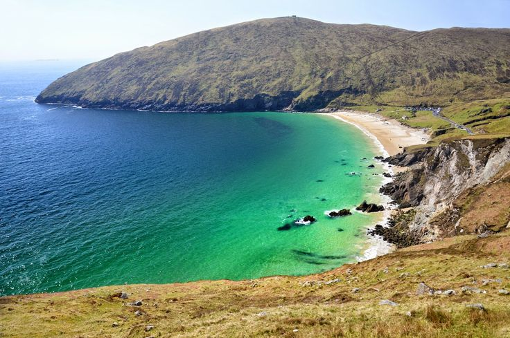 Achill Island & Keem Bay, Co Mayo, Ireland