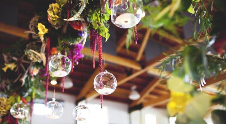 Bohemian floral design - Wedding planner Site 6 Events Ltd