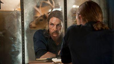 Detektiv Rust Cohle v podání Matthewa McConaugheyho