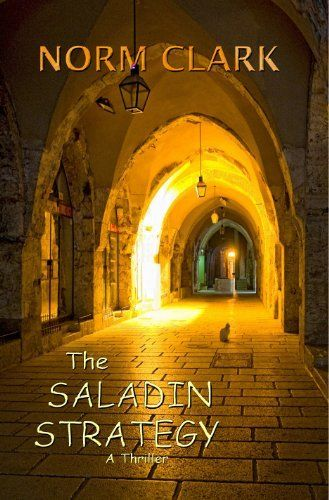 The Saladin Strategy (The Jack McDuff series) by Norm Clark, http://www.amazon.com/dp/B00GB5NAL4/ref=cm_sw_r_pi_dp_CoWXsb12PXZVN