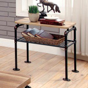 Rectangle End Tables on Hayneedle - Rectangle End Tables For Sale - Page 4